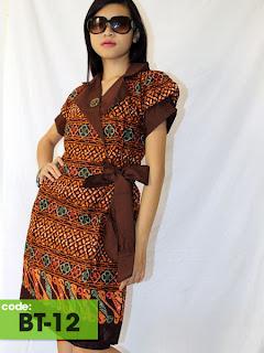 baju batik kapel