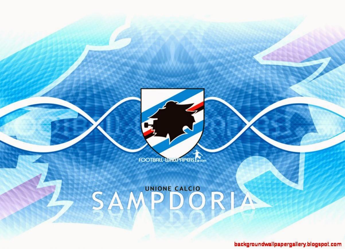 uc sampdoria logo sport hd wallpaper desktop background
