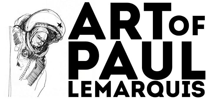 Paul Lemarquis CG Artist