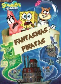 Bob Esponja Fantasmas Piratas Dublado