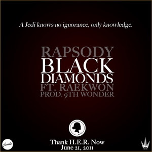 Rapsody - Black Diamonds