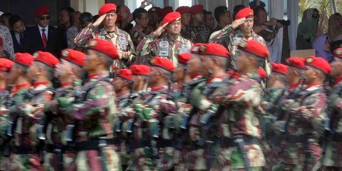 kOPASSUS MILITER ELIT INDONESIA