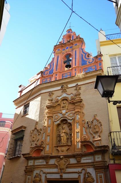 Capilla Señor San José - Sevilla