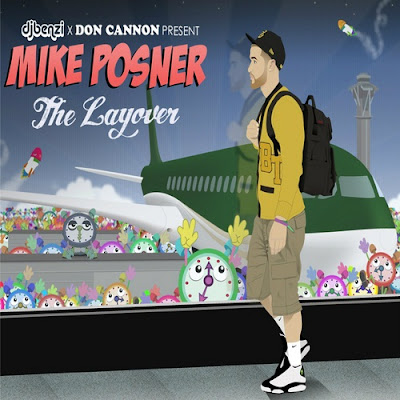 Photo Mike Posner - The Layover Picture & Image