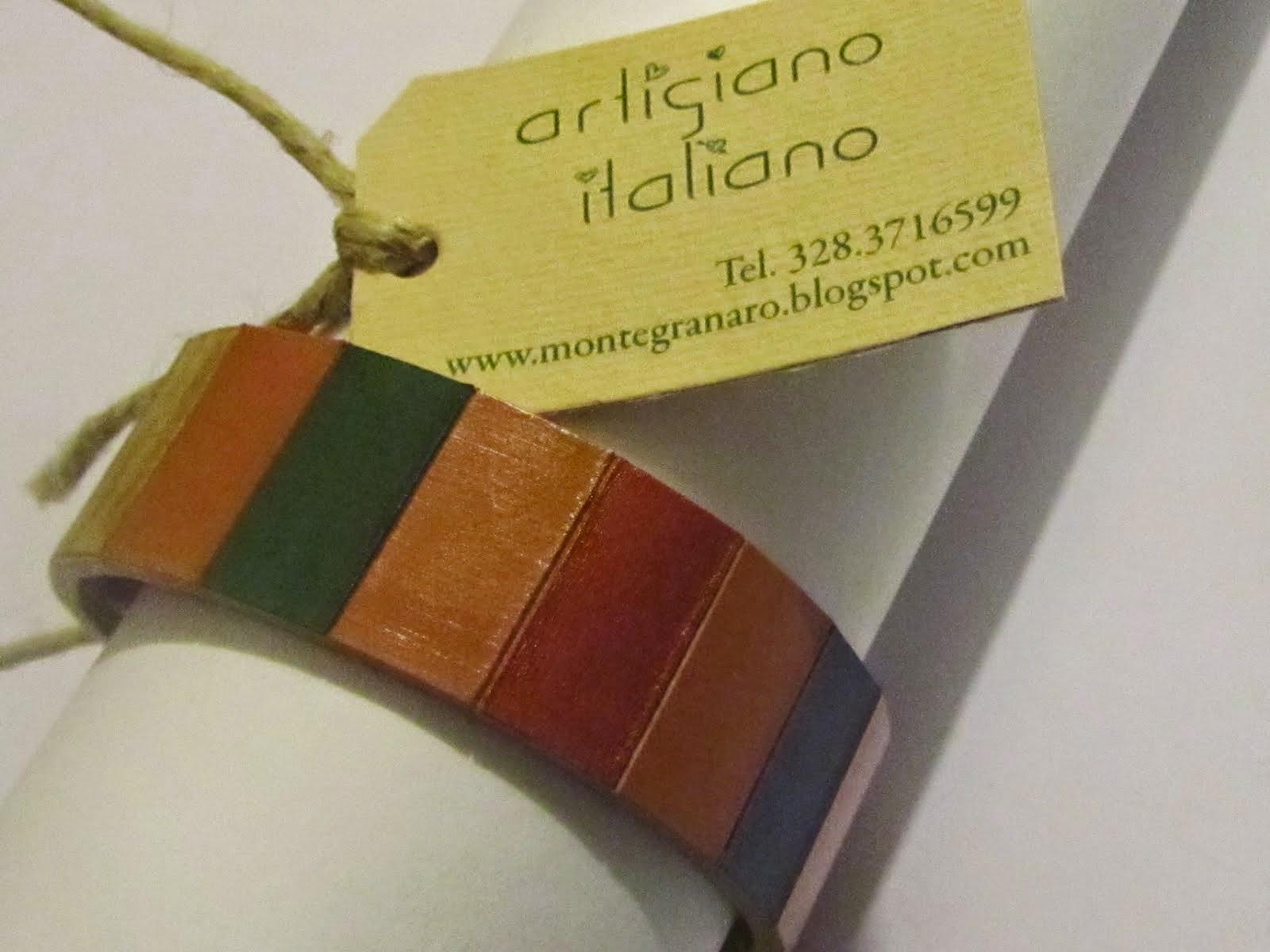 Braccialetti colorati personalizzati