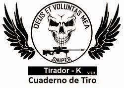 CUADERNO DE TIRO