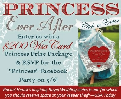 Princess Ever After Giveaway