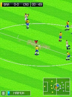 Football java games