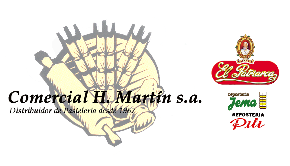Comercial H. Martín s.a. - Distribuidor de Pasteleria