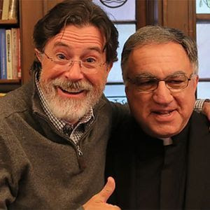 Colbert and Rosica