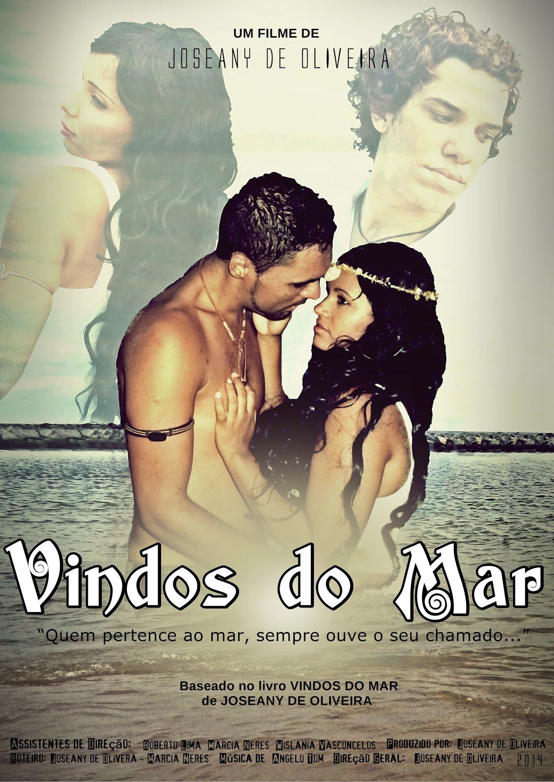Filme Vindos do Mar - Produção e Direção: Joseany de Oliveira (Ano: 2014)