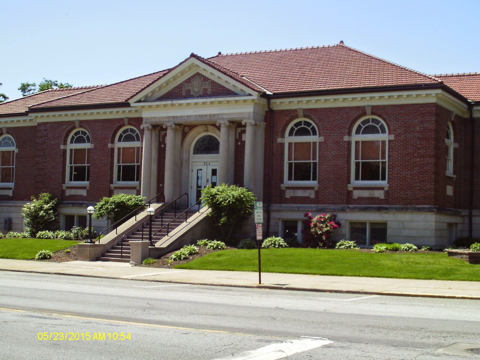 Every library i can 341 laporte indiana main library for Laporte library
