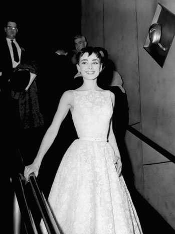 Audrey Hepburn 1953