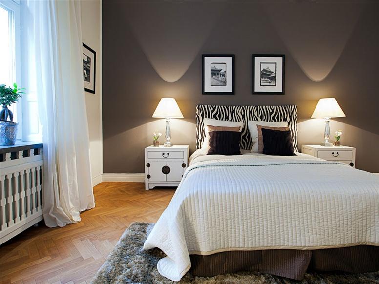 Dormitorios con muebles orientales mekabe home for Dormitorios orientales