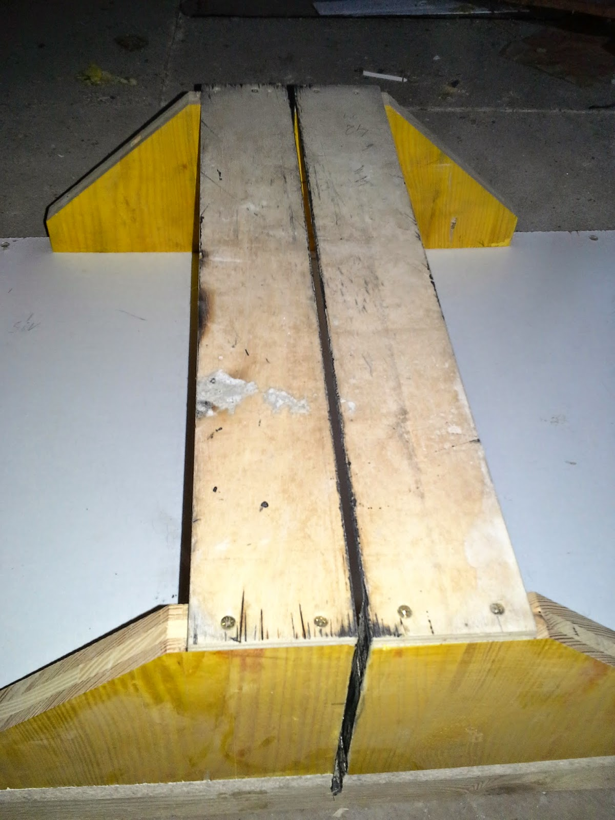 Holz Und Metall Ein Heimwerkerblog Styroporschneider Teil 2