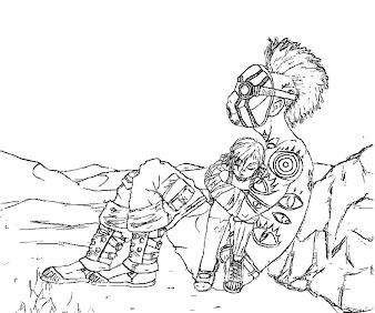 #6 Tiny Tinas Assault Coloring Page