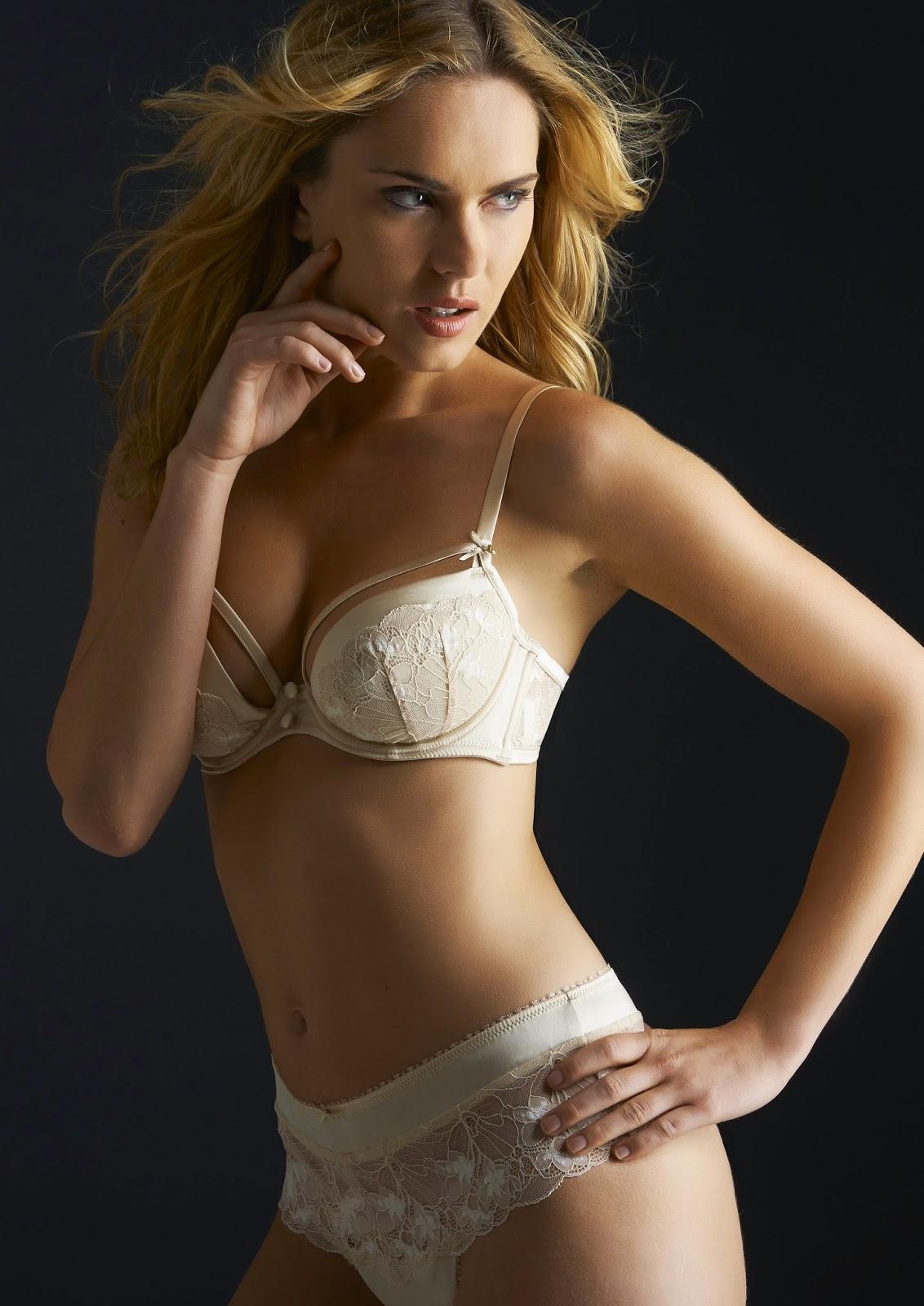 Model Photos: Millesia Lingerie Spring-Summer 2014