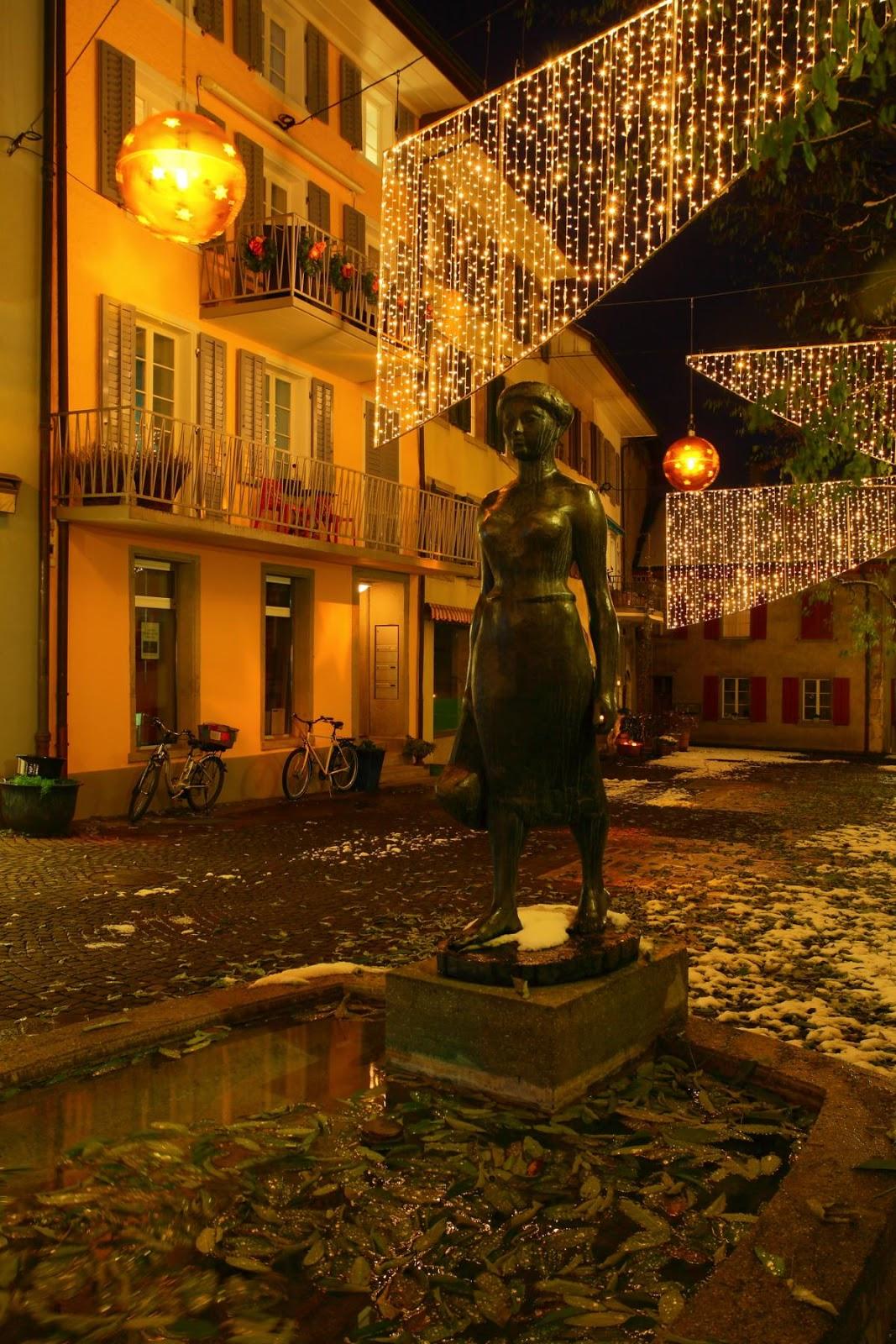 Waugh Stories Christmas Lights