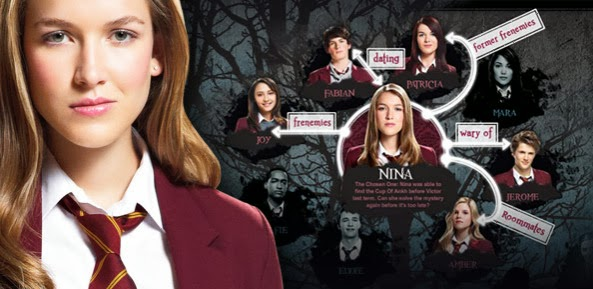 House Of Anubis Nina And Fabian Are Dating Fanfiction