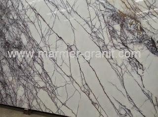 Lantai Marmer Murah White Lilac