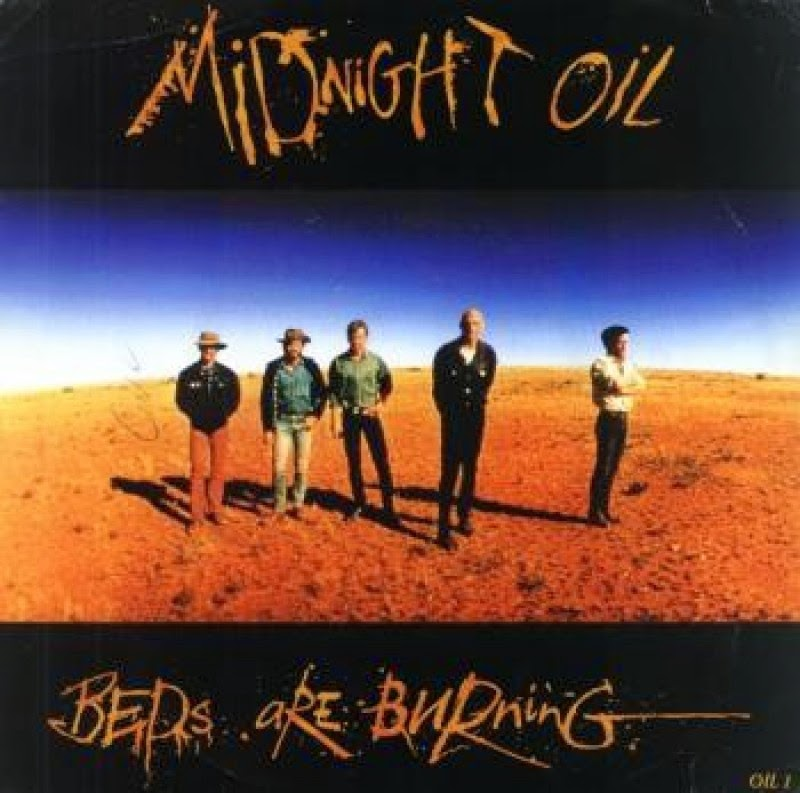 Midnight Oil The Dead Heart