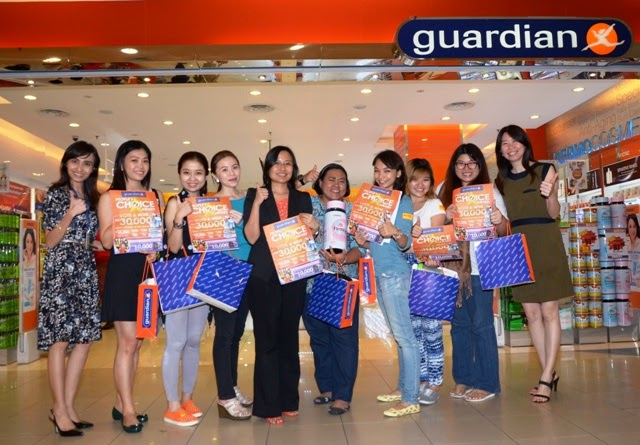 People's Choice Award 2014, Guardian People's Choice Award, Guardian, People's Choice Award, shopping