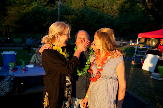 Wedding After Party at Golden Gardens - Patricia Stimac, Seattle Wedding Officiant