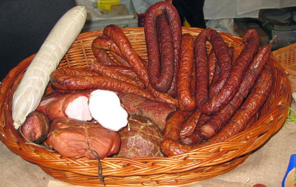 польская колбаса