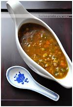 salsa picante para pastas