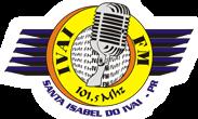 Rádio Ivaí FM de Santa Isabel do Ivaí PR ao vivo