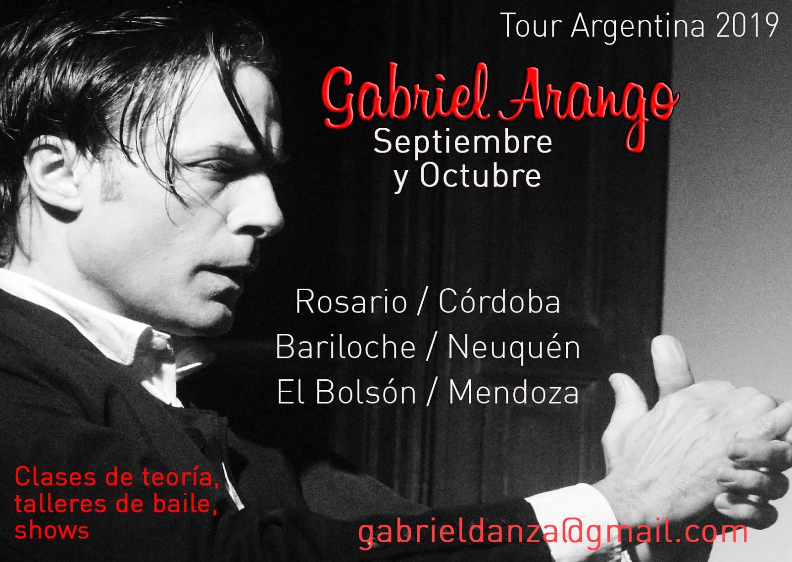 Tour Argentina 2019
