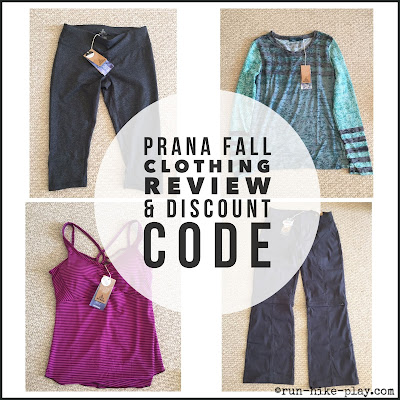 PrAna Fall Clothing Review & Discount Code