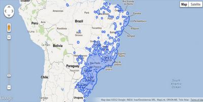 Tour Brazil prehispanic Mexican cities