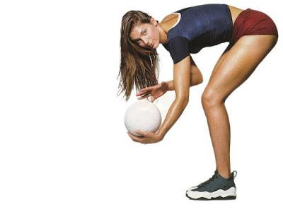 Sexy Sports star Gabrielle Reece Wallpaper