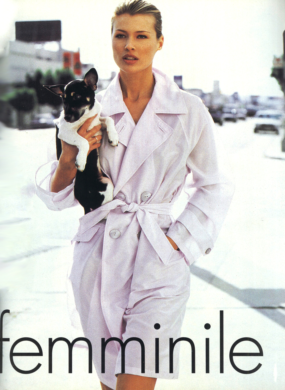 Vogue Italia March 1995 via fashionedbylove.co.uk