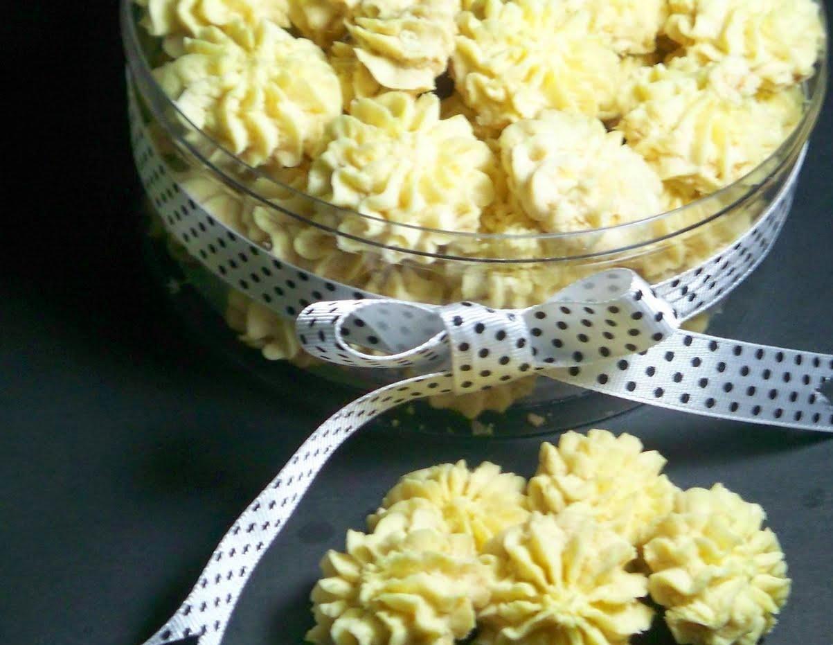 Resep Membuat Kue Sagu Keju spesial