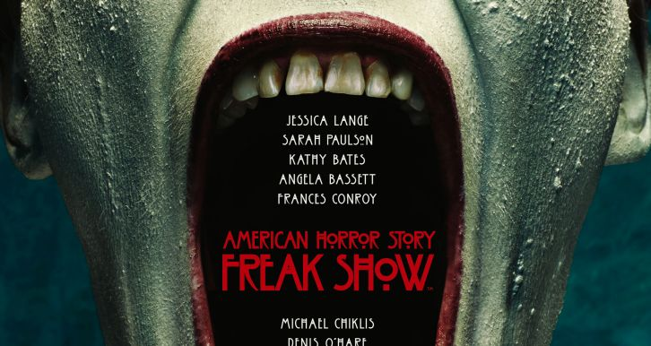 american horror story   season 4   new promotional poster