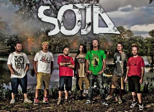 Profil SOJA Band