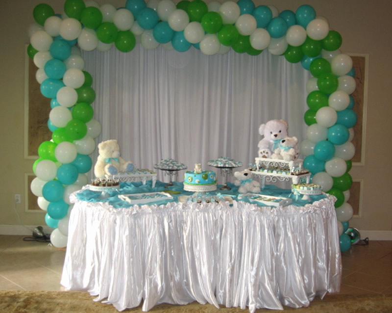 Decoracion para baby shower nino car interior design - Baby shower decoracion ...