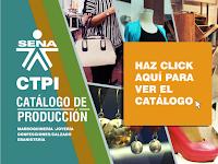 Catálogo Producción de Centro