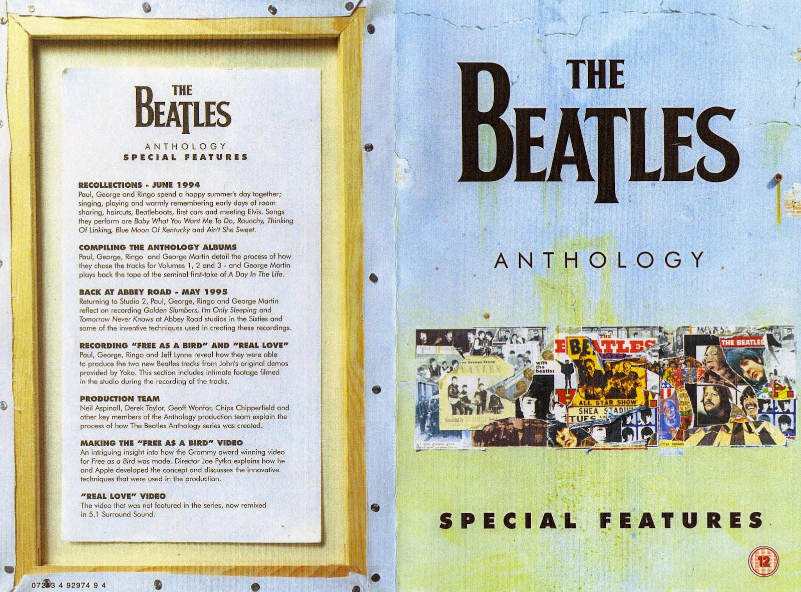 Previous Anthologies
