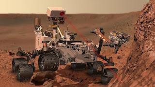 La vida en Marte podría estar al alcance del robert Curiosi