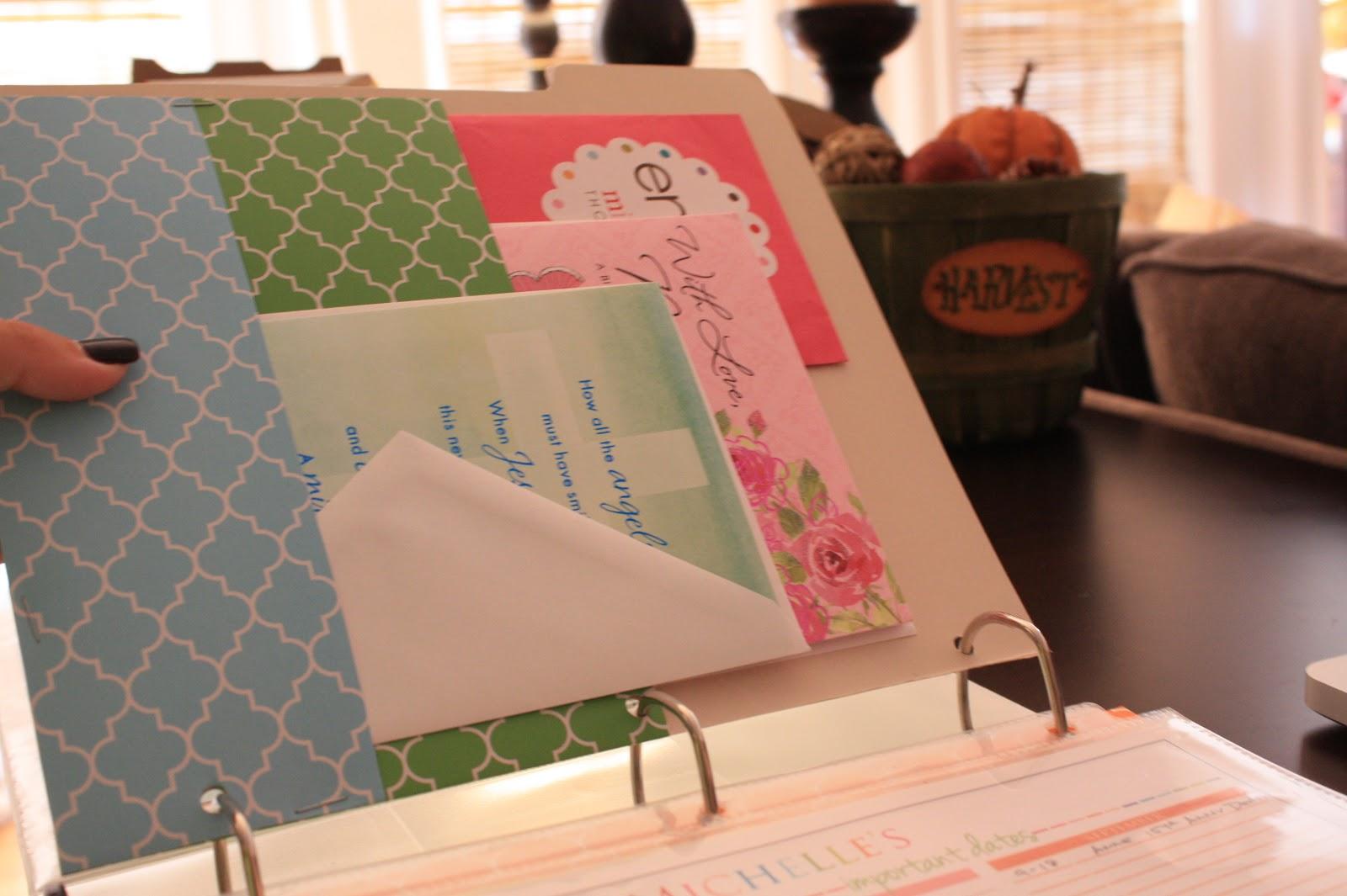 Shush In Your Home Diy Dual Pocket Folders