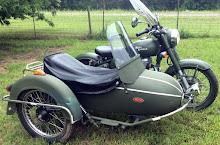 Texas 2013 with sidecar