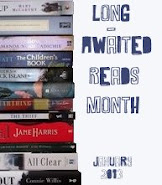 Long Awaited Read Month - Jan 2013