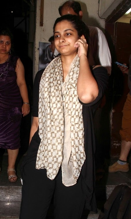 Sonam, Fawad & Others celebs at 'Khoobsurat' Special Screening at PVR