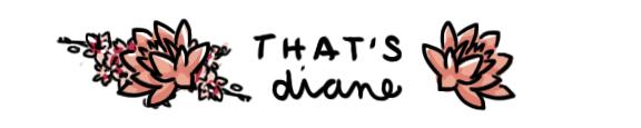That's Diane