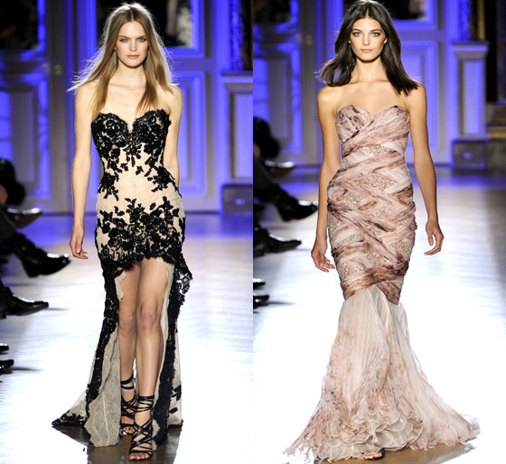 Zuhair Murad, Fashion Week Paris 2012