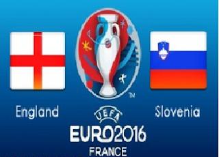 England Vs Slovenia Kelayakan EURO 2016