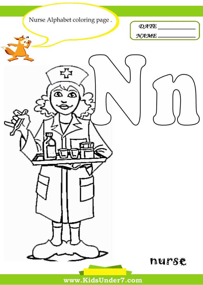 math worksheet : kids under 7 letter n worksheets and coloring pages : Letter N Worksheets Kindergarten